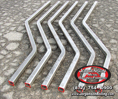JORGENSON Rolling and Bending - We Specialize in Bending