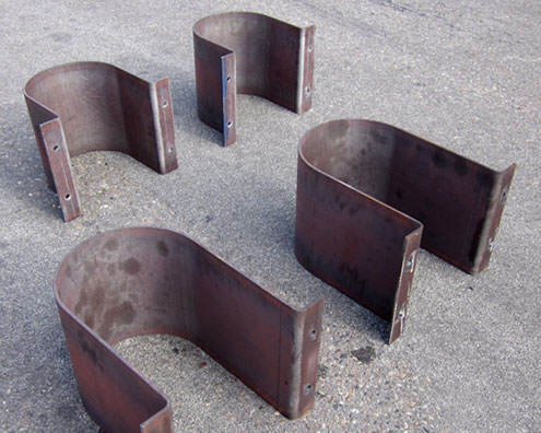 JORGENSON Rolling – We specialize in Custom Formed Pipe