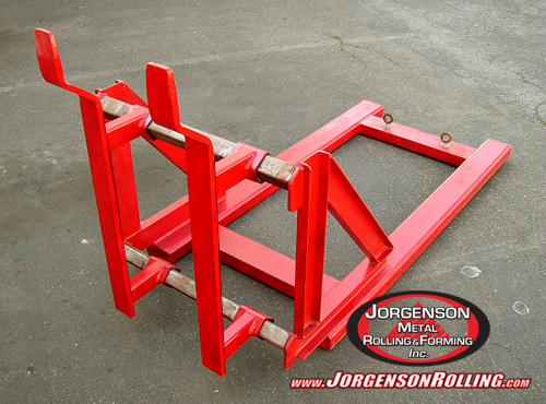 JORGENSON Rolling - Our Specialty is Steel and Metal Rolling
