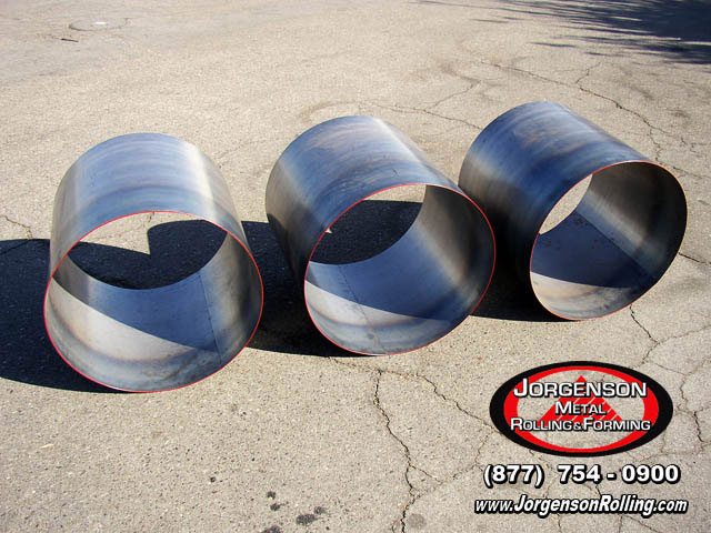 Jorgenson Rolling We Specialize In Rolling Forming And Bending Of Steel Plate And Sheet Metal